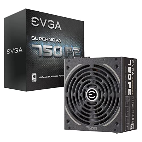 EVGA SuperNOVA 750 P2 Fully Modular Power Supply