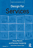 Design for Services (Design for Social Responsibility) (English Edition)
