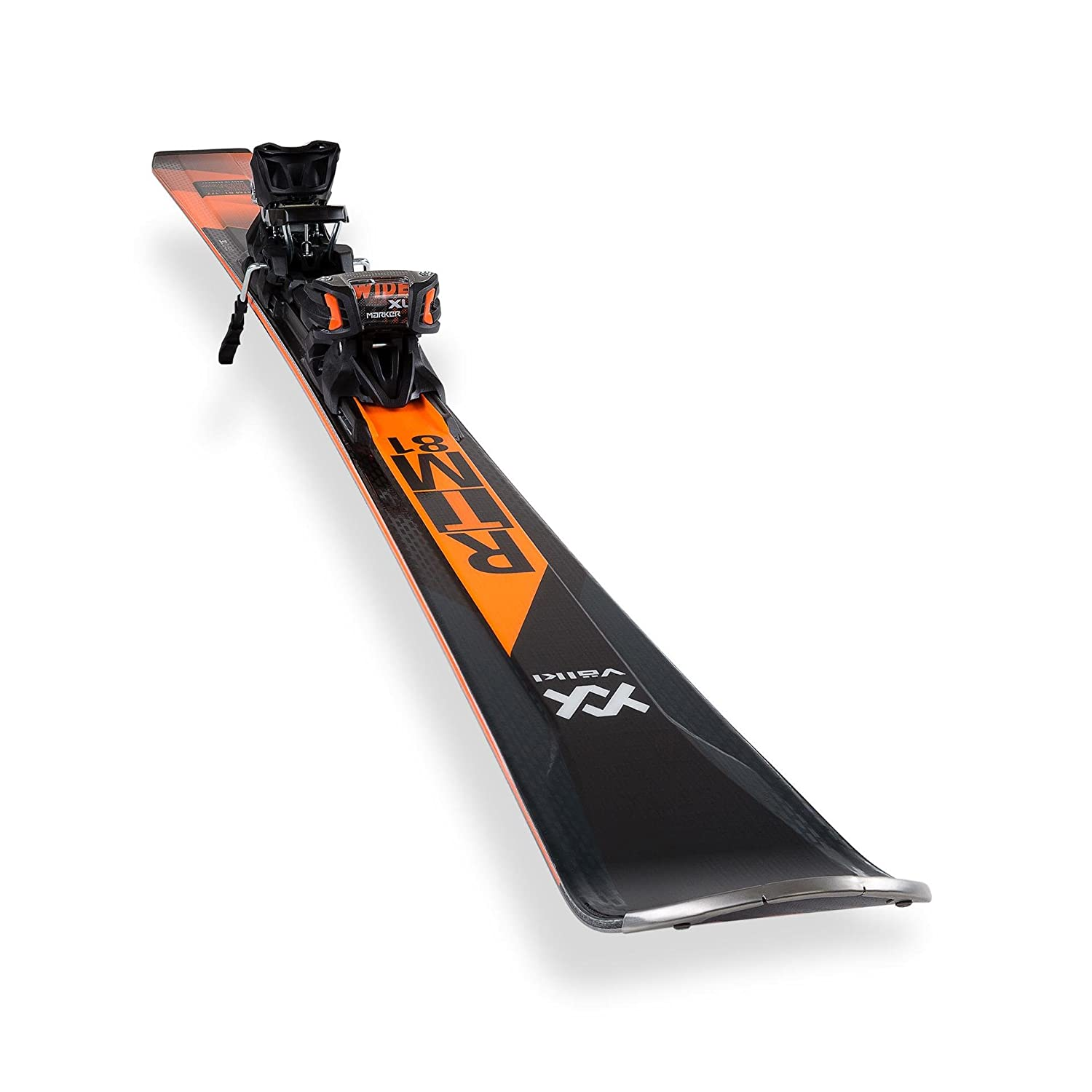 Volkl 2018 RTM 81 Skis with iPT WR XL 12.0 TCX Bindings