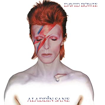 David bowie aladdin sane 180 gram vinyl amazon music image unavailable bookmarktalkfo Image collections