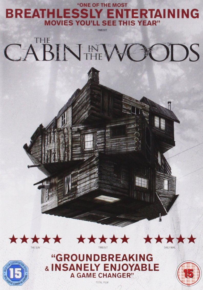 The Cabin in the Woods directed by Drew Goddard