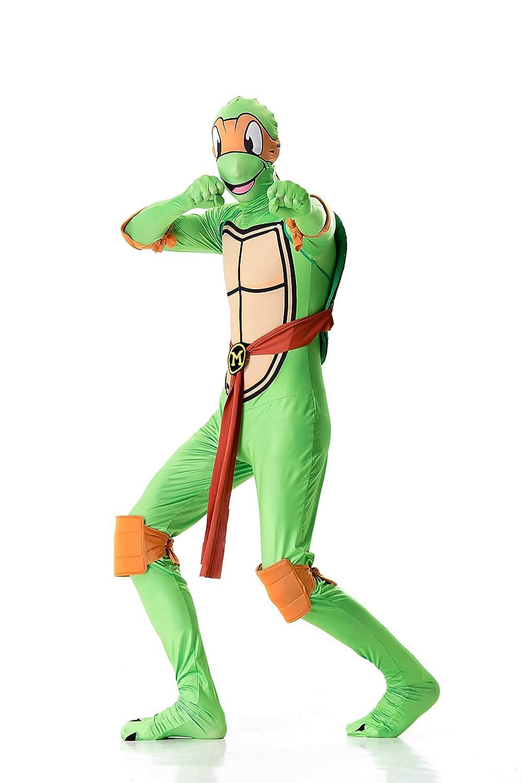 Amazon.com: Disfraz de tortuga ninja titivate para Halloween ...