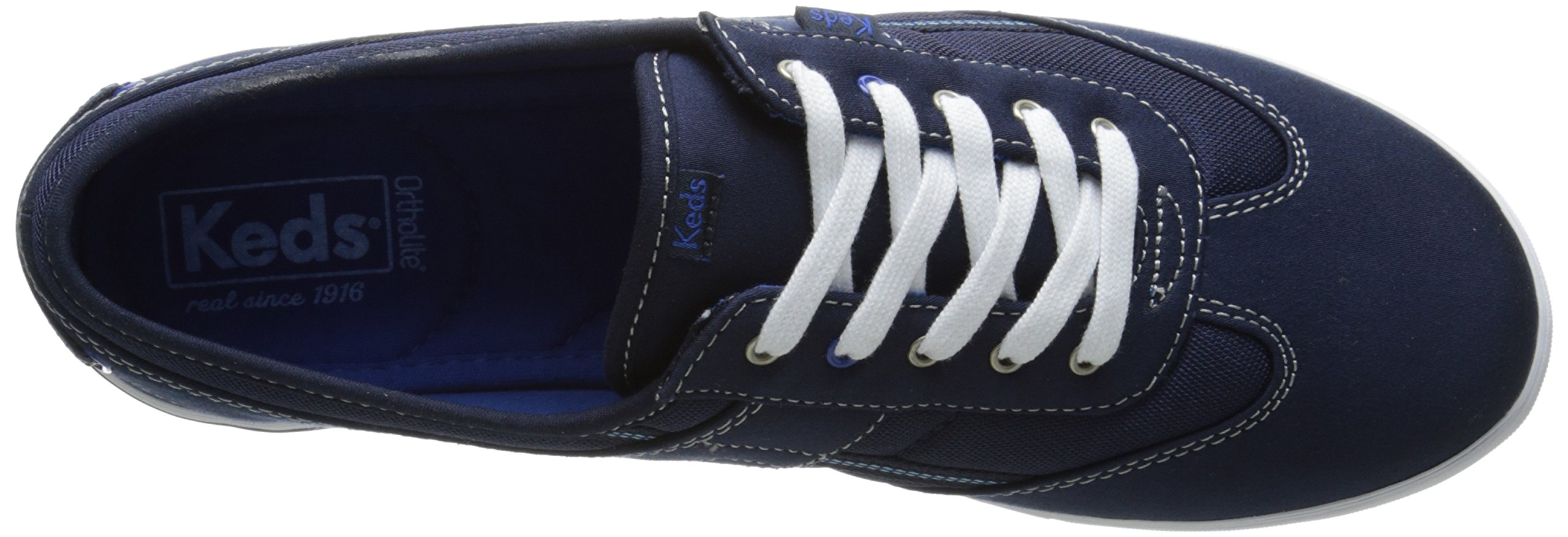 Keds Women's Craze T-Toe Twill Sneaker, Peacoat Navy, 10 M US by Keds (Image #8)