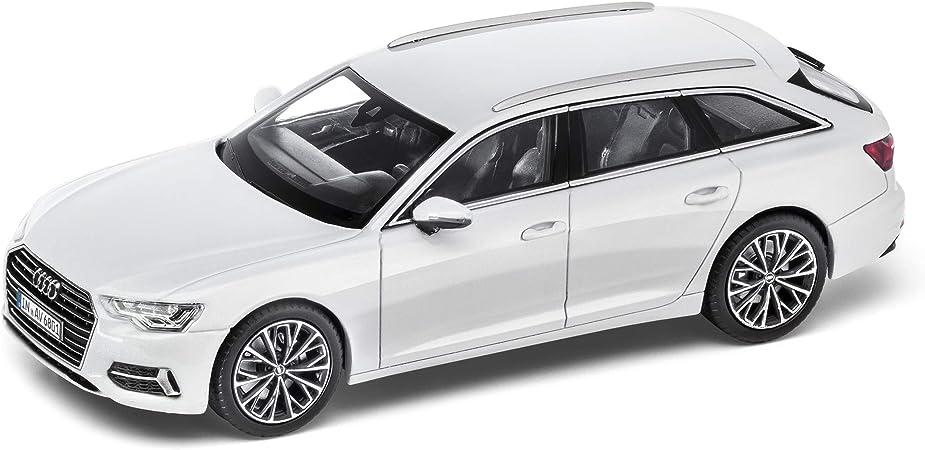 Audi A6 Avant 1 43 Gletscherweiß Auto