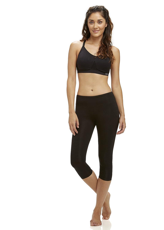 d9575ce74225e Marika Womens Carrie Butt Booster Capri Leggings  Amazon.ca  Sports    Outdoors
