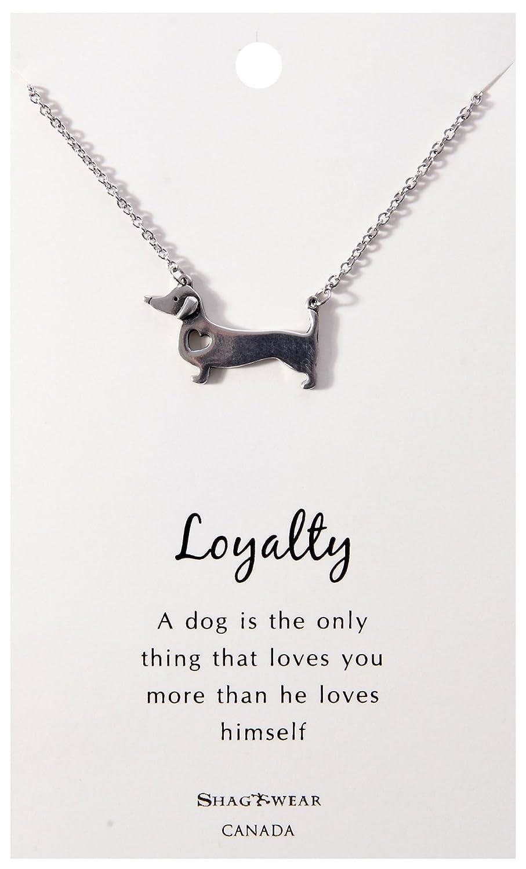 Shagwear Favourite Animals Inspirations Necklace Image 3