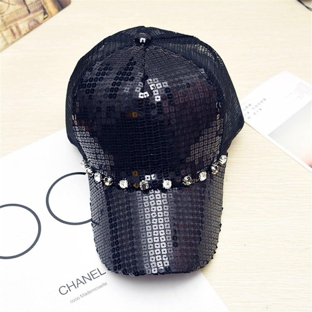 Ying xinguang Gorra de béisbol para Mujer Gorras y Sombreros ...