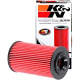 K&N Premium Oil Filter: Designed to Protect your Engine: Fits Select CHEVROLET/OLDSMOBILE/CADILLAC/SAAB Vehicle Models…