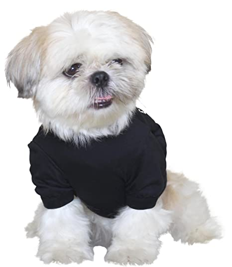 Doxters S16 Dog T Shirts The Dogfather Print Black Size 16 100