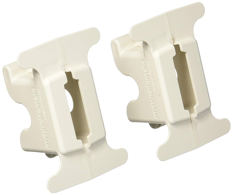 MyBuckleMate Seat Belt Buckle Holder (Set of 2), Beige 865826000029