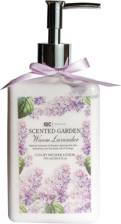 Loción para el cuerpo IDC Instituto jardín perfumado de lujo, lavanda 780 ml: Amazon.es: Belleza
