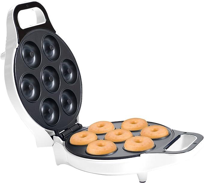Amazon.com: Chef Buddy - Máquina para hacer donas calientes ...