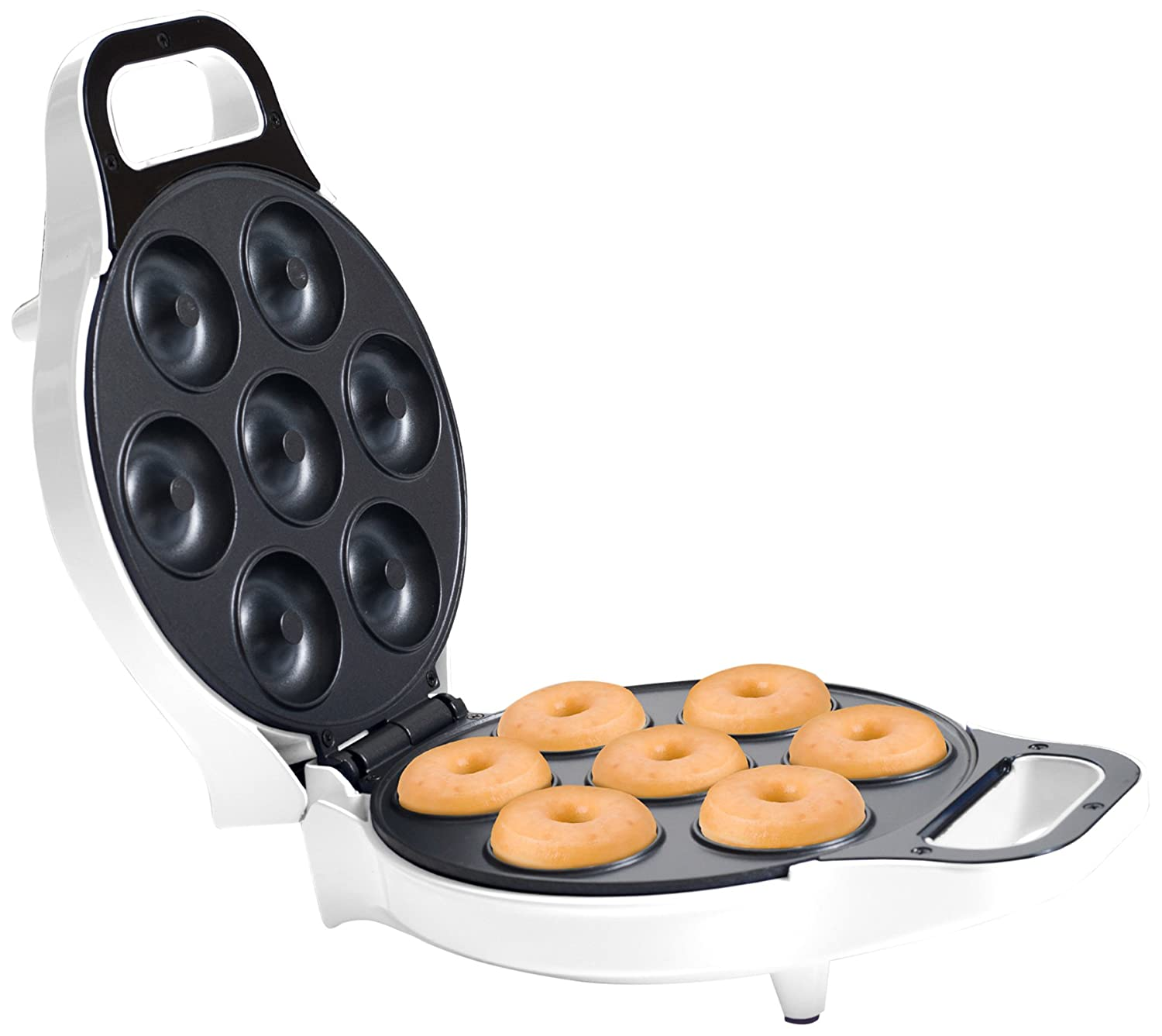 Chef Buddy Hot Donut Maker, Mini Trademark GLB 82-SW228