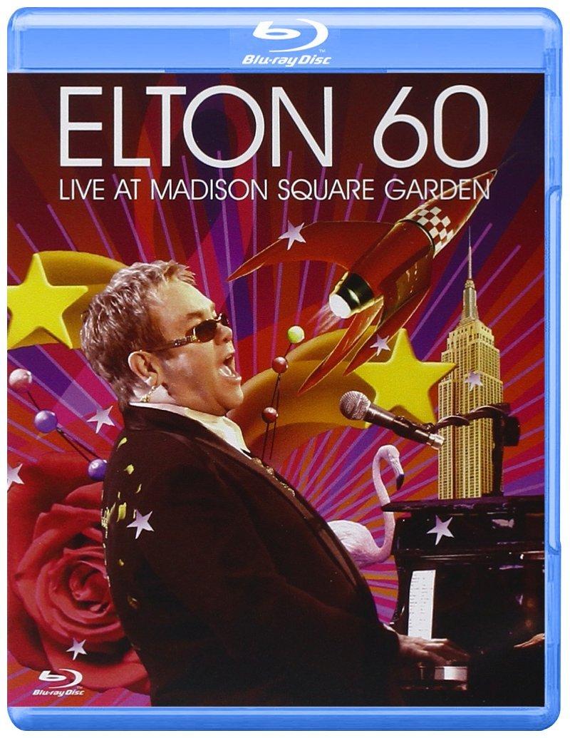 Elton 60-Live at Madison Square Garden [Blu-ray]