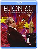 Elton 60-Live at Madison Square Garden [Blu-ray] [Import anglais]