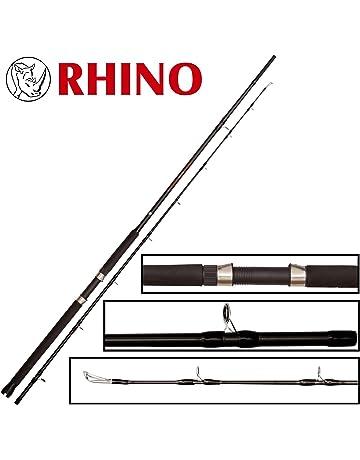Rhino Trolling Xtra caña de Pescar, Standart, One Size