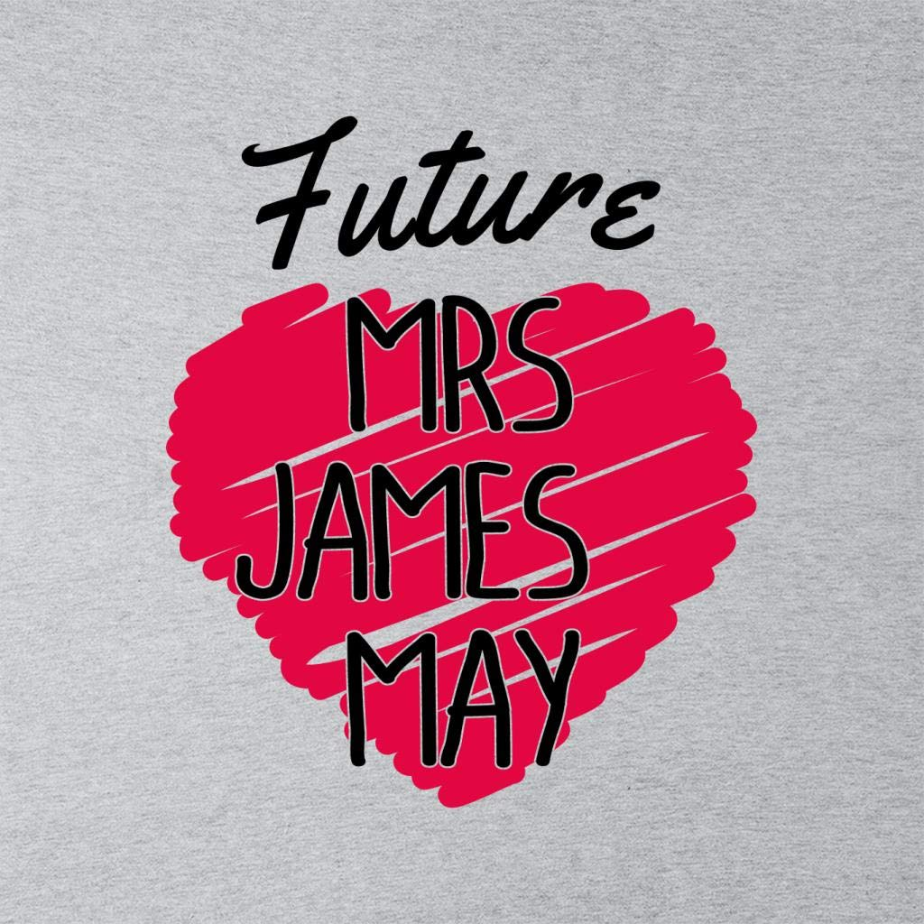 Future Mrs James May Womens Vest