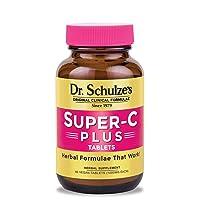 Dr. Schulze's   Super-C Plus   Vitamin C Complex   Clinical Herbal Formula   Dietary...