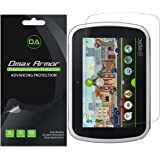 [3-Pack] Dmax Armor LeapFrog Epic Screen Protector, Anti-Bubble High Definition Clear Shield- Lifetime Replacements Warranty- Retail Packaging