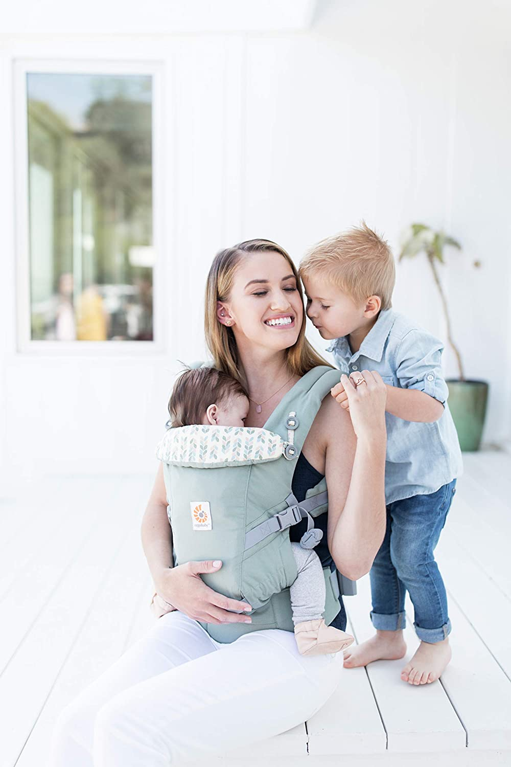 Ergobaby Baby Carrier Collection Adapt 3.2-20 kg Sage