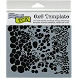 "The Crafter's Workshop Mini Cell Theory 6""x6"" Template"