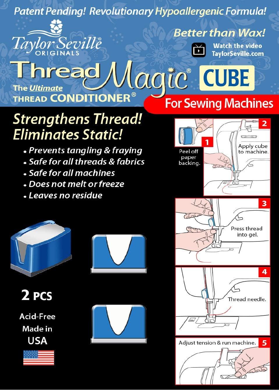 Cubo mágico de costura Taylor Sevilla de calidad prémium: Amazon ...