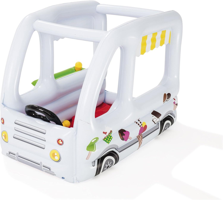 Amazon.com: Bestway 52268E - Bola de helado para camión con ...