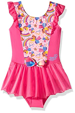 f8159ea5177 Amazon.com  Jojo Siwa By Danskin Girls  Big Bow Dance Dress  Clothing