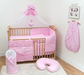 12 Teiliges Baby Bettwäsche Set Passend Zu 120x60cm Kinderbett