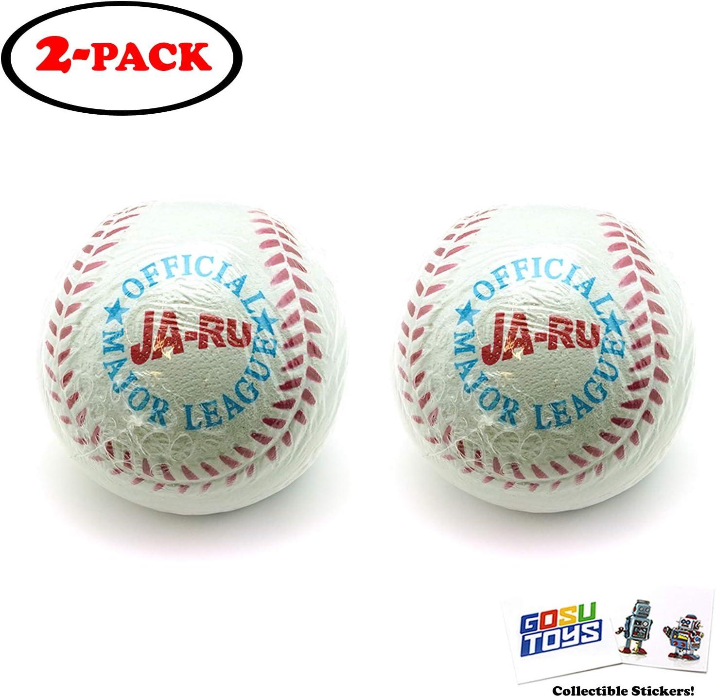 GosuToys - Pelota de goma para béisbol (2 unidades): Amazon.es ...