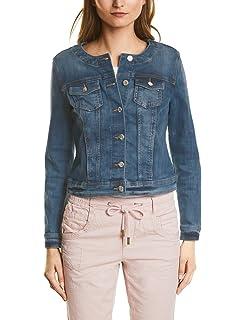 Amazon Giacca Abbigliamento in it WORLD Donna CARTOON Jeans UqSwOFXcx