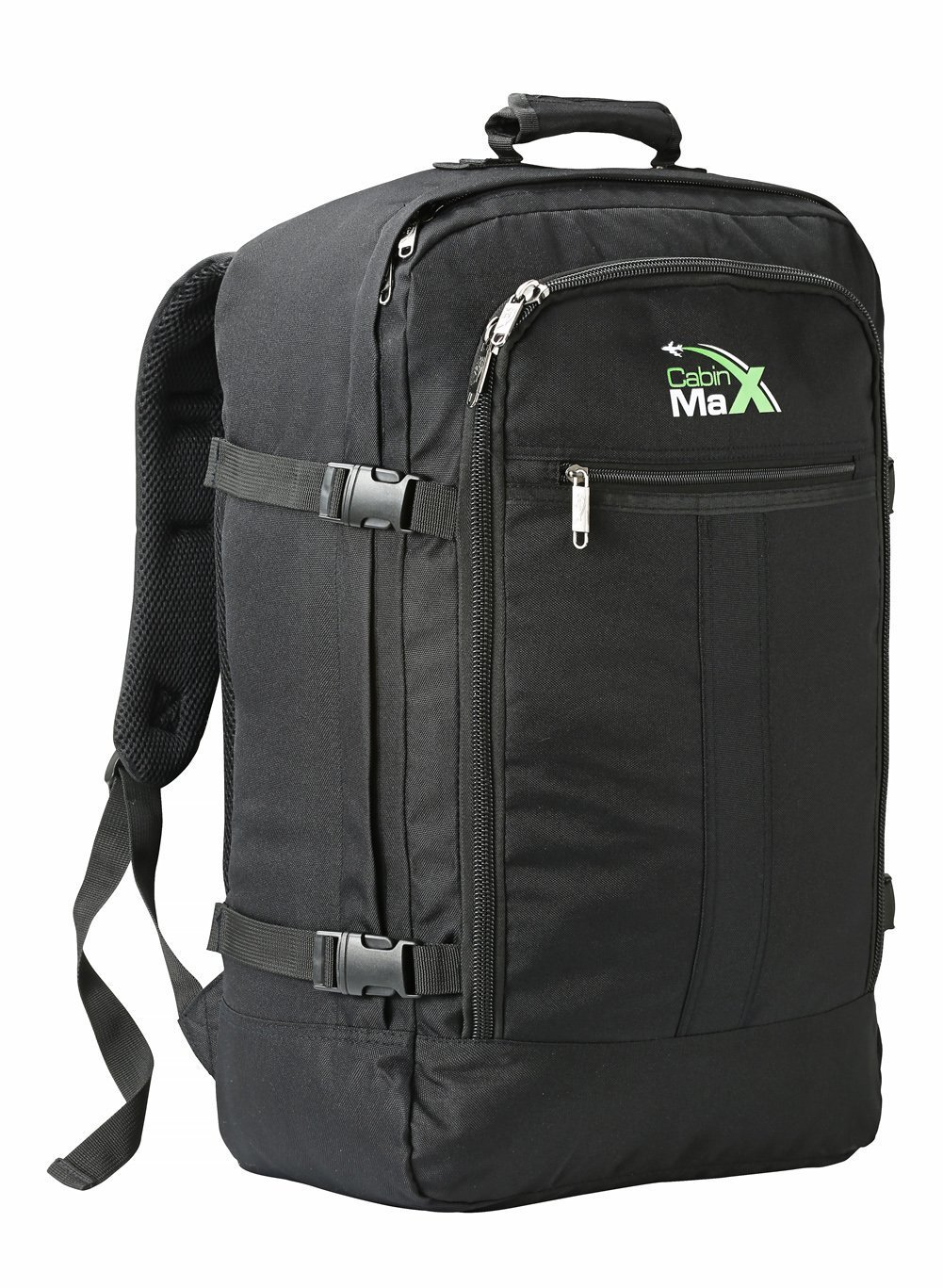 Cabin Max Backpack Flight Approved Carry On Bag Massive 44 litre ...