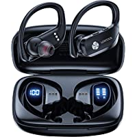 $37 » VEATOOL Wireless Earbuds Bluetooth Headphones 48hrs Playtime Sport Earphones with LED…