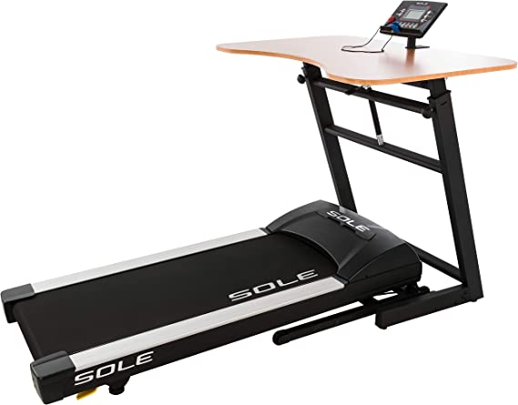 Sole Fitness TD80 Treadmill Desk