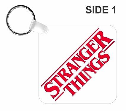 Extraño cosas 11, Eleven, Elle 2 cara de la novedad clave ...