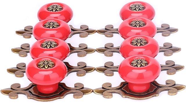 Antique  Knobs Drawer Knob Dresser Knobs Ceramic Knobs  Kitchen Cabinet Knobs Pull Handle Decorative Furniture Hardware