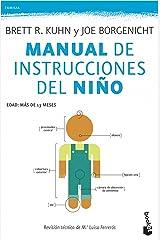 Manual de instrucciones del niño (Familia) (Spanish Edition) Paperback