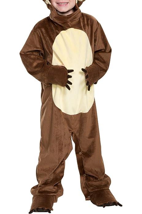 Masha And The Bear Boy S The Bear Costume Clothing Amazon Com