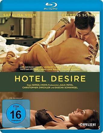 Desiree film hotel [Crime Stories]
