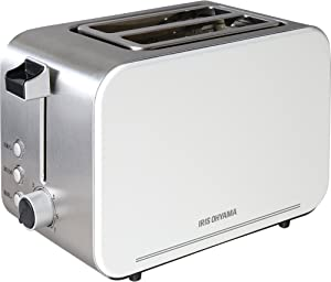 IRIS OHYAMA Pop-Up Toaster IPT-850-W (White)?Japan Domestic genuine products?