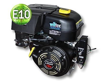Motor de gasolina LIFAN 188 9,5kW (13hp) con embrague en baño de