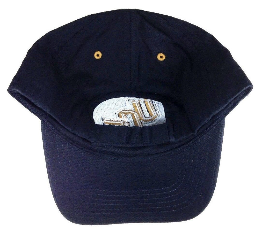 8017f84fc Black MVP UCF Central Florida Knights Adjustable Hat
