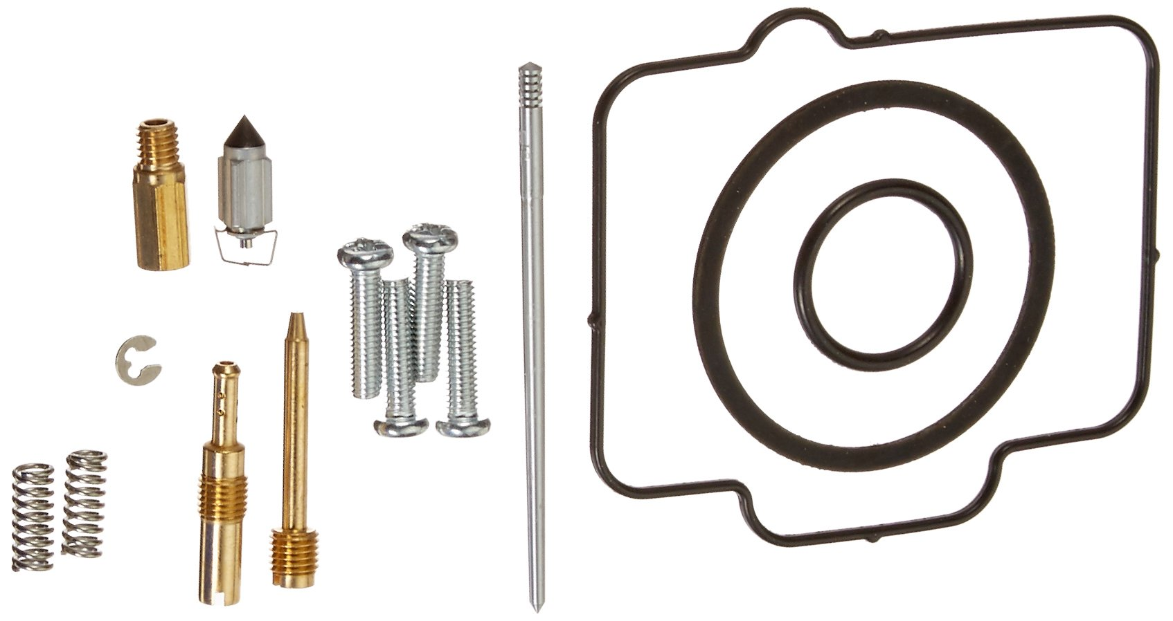 All Balls 26-1478 Carburetor Repair Kit (26-1478 Kawasaki KDX220 1998-2005)