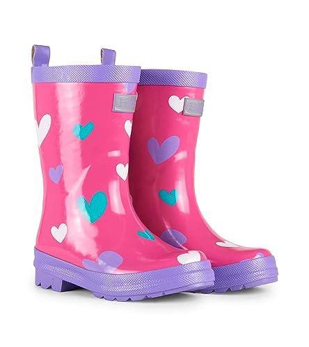 aceb7b7992903 Hatley Printed Wellington Rain Boots