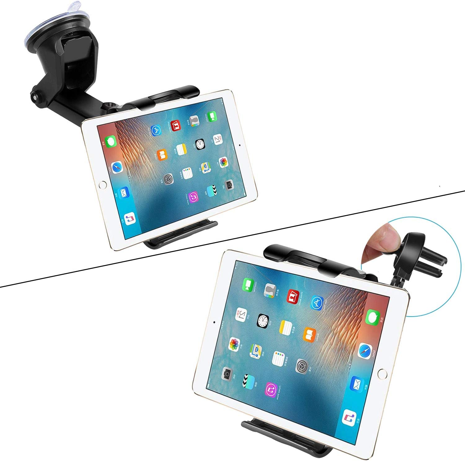 SincereFly Car Tablet Mount for Windshield