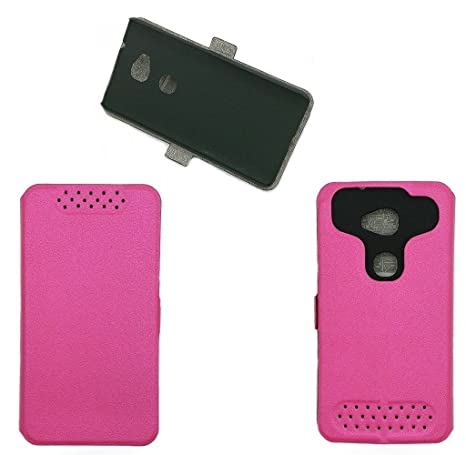 online store 8dd0f 34778 Case for Huawei GR5 KII-L21 KII-L22 KII-L23 KII-L03 KII-L05 Case Flip Pu  Leather Cover Pink