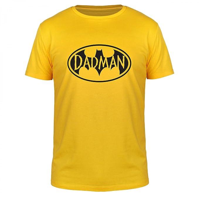 release date: c4bd4 79f6d FABTEE - Dadman - Herren Organic Cotton T-Shirt Größen S-3XL