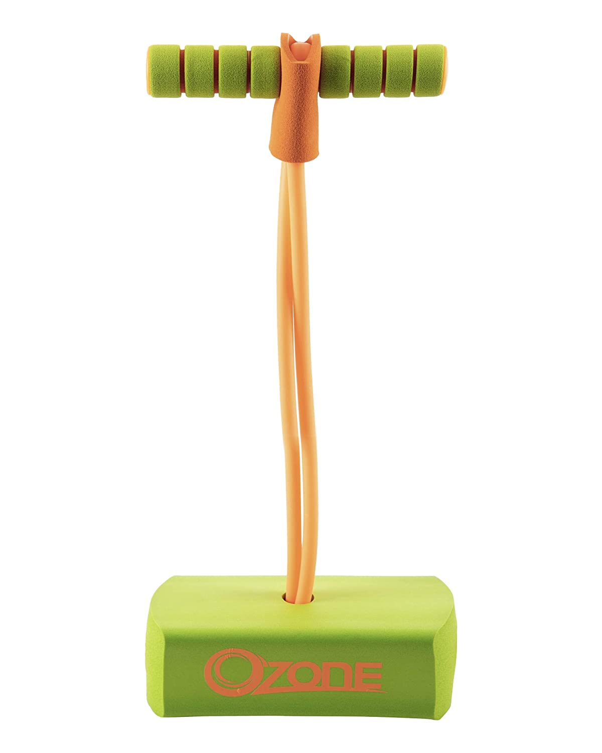 Ozone Jump Squeak Pogo Hopper for Kids Fun and Safe Pogo Stick for Toddlers Durable Foam and Bungee Jumper for Ages 3 and up Supports up to 250lbs