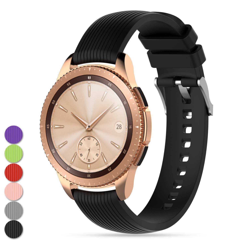 Amazon.com : Feskio Soft Silicone Replacement Wrist Watch ...