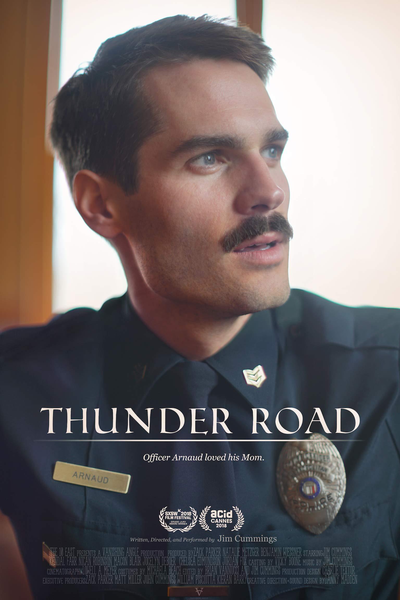 DVD : Thunder Road (DVD)